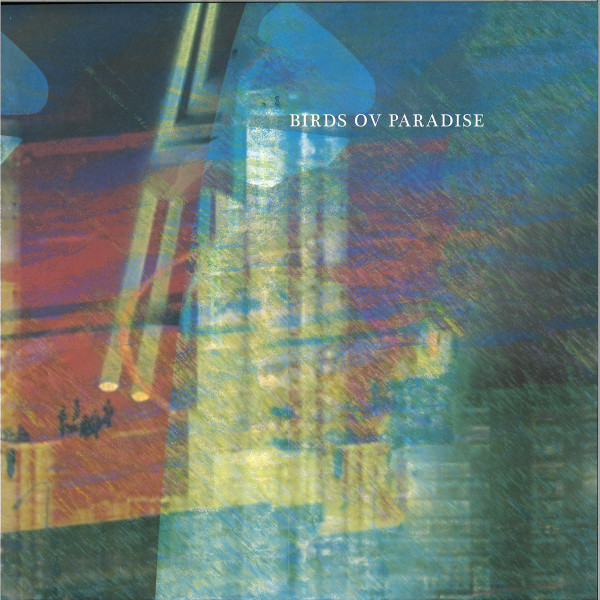 Birds Ov Paradise - Konstrukt 010 [full colour sleeve