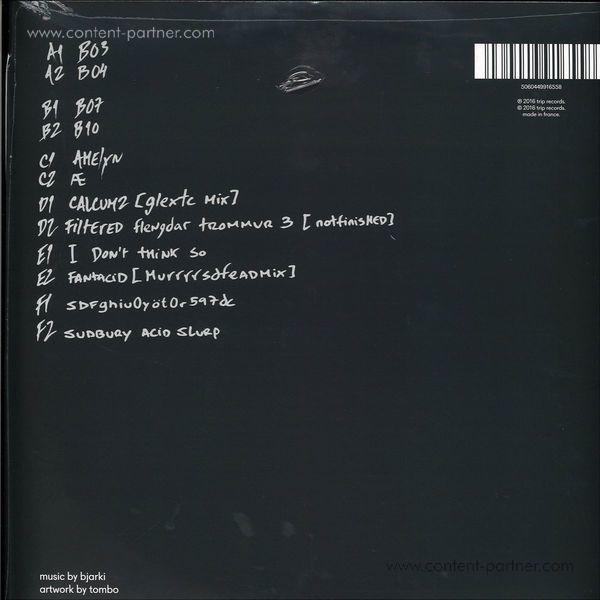 Bjarki - AE (Back)