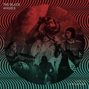 Black Angels - Live At Levitation (Indie Only Splatter Vinyl LP)