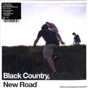 Black Country, New Road - For The First Time (LP+MP3)