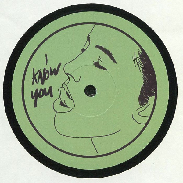 Black Loops - I Know You EP (Back)