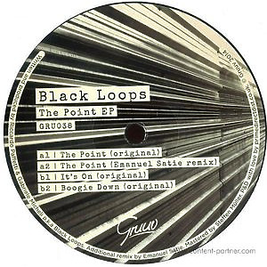 Black Loops - The Point Ep