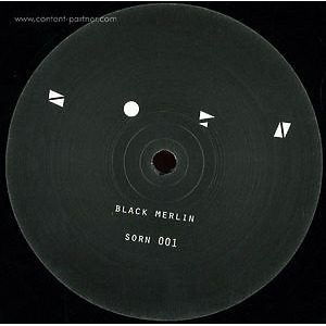 Black Merlin - Tremblez Deviant EP