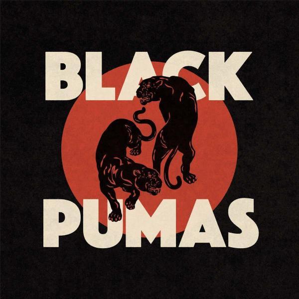 Black Pumas - Black Pumas (Ltd. Coloured Deluxe LP+CD) (Back)