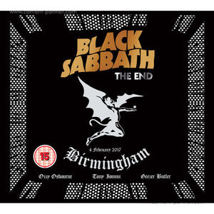 Black Sabbath - The End (Live in Birmingham) (Ltd. 3LP)