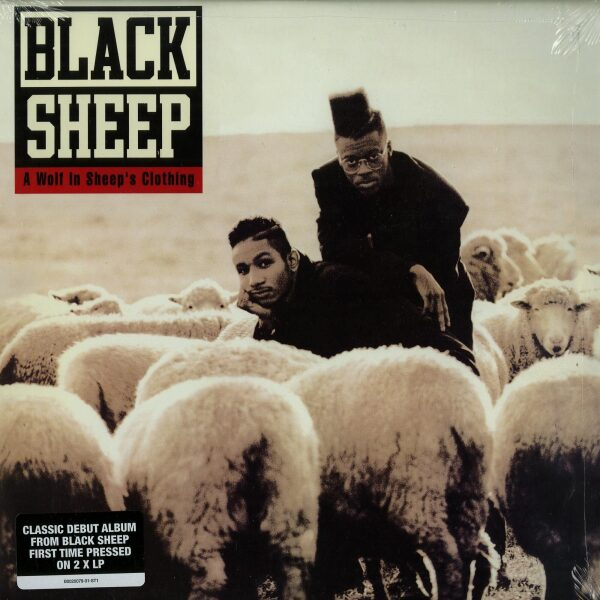 Black Sheep - A Wolf In Sheeps Clothing (LP)