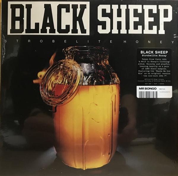 "Black Sheep - Strobelite Honey (7"")"