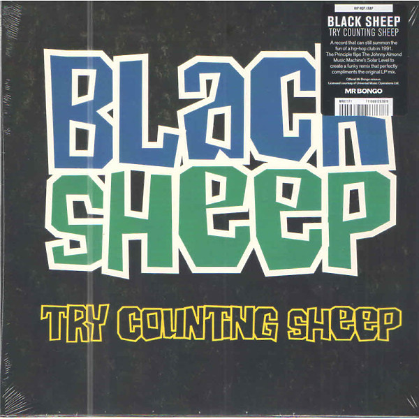 "Black Sheep - Try Counting Sheep (7"" Reissue)"