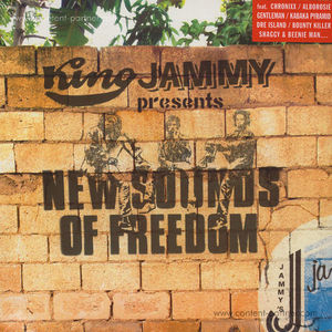 Black Uhuru (Tribute) - King Jammy Presents: New Sounds Of Freedom