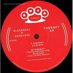 Blackhall & Bookless - Therapy Ep