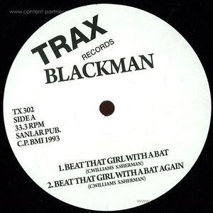 Blackman - Beat That Bitch With A Bat