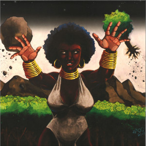Blake - Chapter I : The Black Godess (A?OR)