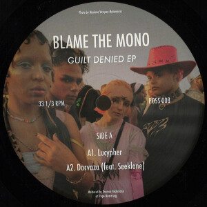 Blame The Mono - Guilt Denied EP