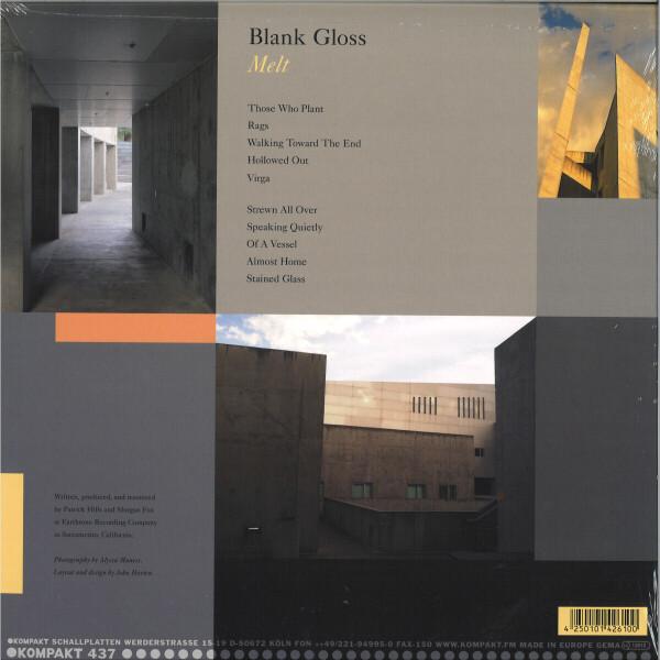 Blank Gloss - Melt (Back)