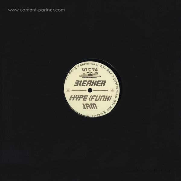 Bleaker - Hype (funk) + Helix Remix! (Back)