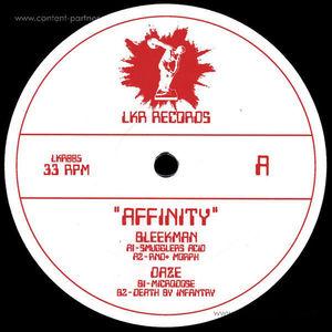 Bleekman & Daze - Affinity Ep