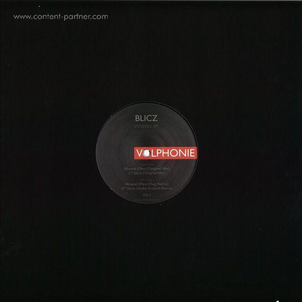 Blicz - Mineral EP (Back)