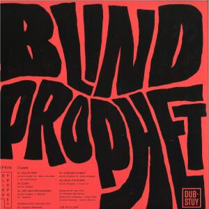 Blind Prophet - Clash EP (Back)