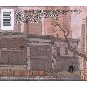 Blockhead - The Music Scene (Back)