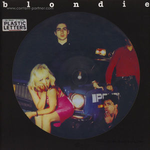 Blondie - Platic Letters (Ltd. Edit. Picture Disc)