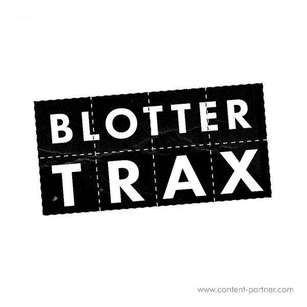 Blotter Trax - 2.0 (Golden Vinyl)