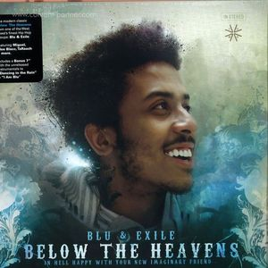 "Blu & Exile - Below the Heavens (+7"" Back in!)"