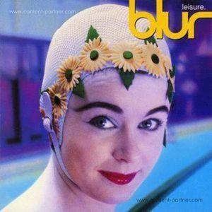 Blur - Leisure (LP (turquoise vinyl)