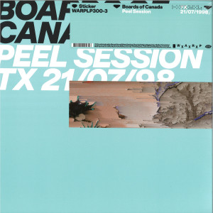 Boards Of Canada - Peel Session (12''+MP3)
