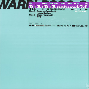 Boards Of Canada - Peel Session (12''+MP3) (Back)