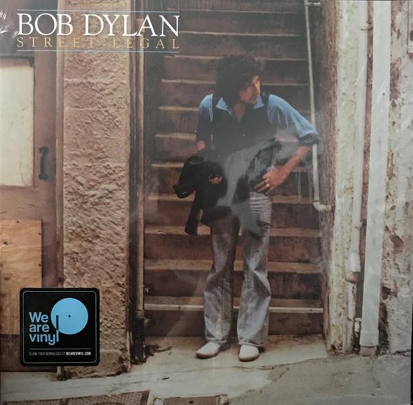 Bob Dylan - Street-Legal (LP Reissue)