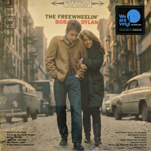 Bob Dylan - The Freewheelin' Bob Dylan (LP)