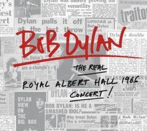 Bob Dylan - The Real Royal Albert Hall 1966 Concert (2LP)
