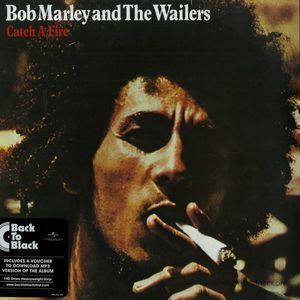 Bob Marley & The Wailers - Catch A Fire (Ltd. LP)