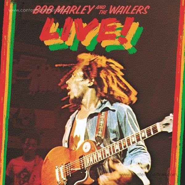 Bob Marley & The Wailers - Live! (Ltd. 3 LP Set)