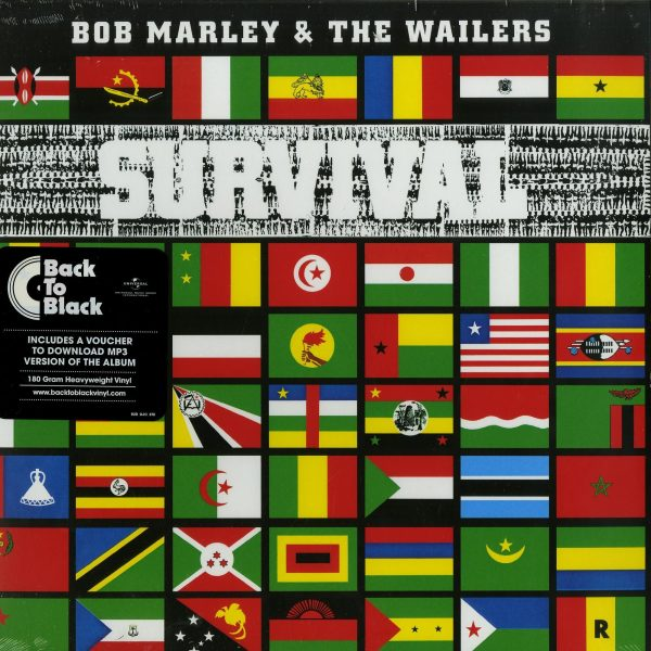 Bob Marley & The Wailers - Survival (Ltd. LP)