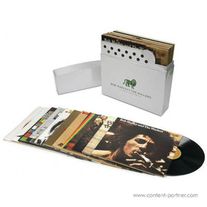 Bob Marley & The Wailers - The Complete Island Recordings