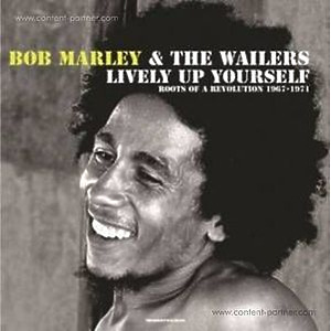 Bob Marley & The Wailors - Lively Up Yourself (2LP+MP3)