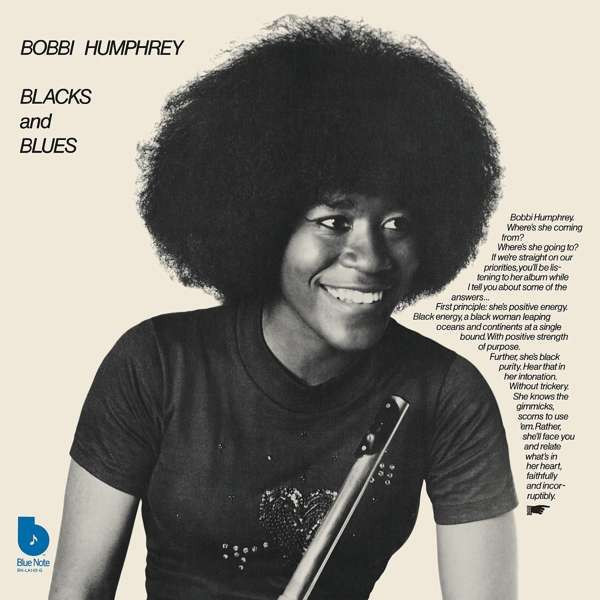 Bobbi Humphrey - Blacks And Blues (Blue Note 80 Series LP Reissue)