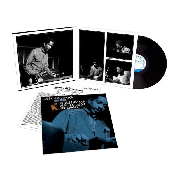 Bobby Hutcherson - Oblique (Tone Poet Vinyl) (Back)