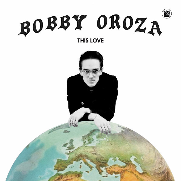Bobby Oroza - This Love (Ltd. Sandstone Coloured Vinyl LP)