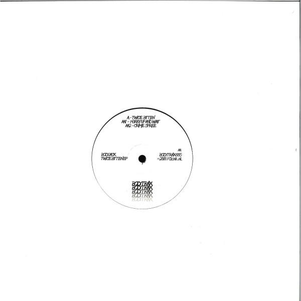 Bodyjack - Bodytrax Vol. 5 (Back)