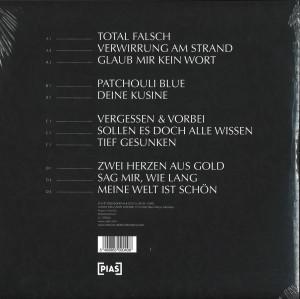 Bohren & Der Club Of Gore - Patchouli Blue (2LP) (Back)