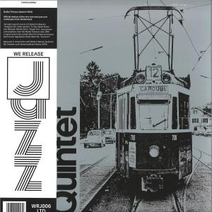 Boillat Thérace Quintet - Boillat Thérace Quintet (LP, 350g Sleeve)
