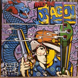 Bomb The Bass - Into The Dragon (Ltd. 180g Blue Vinyl LP)