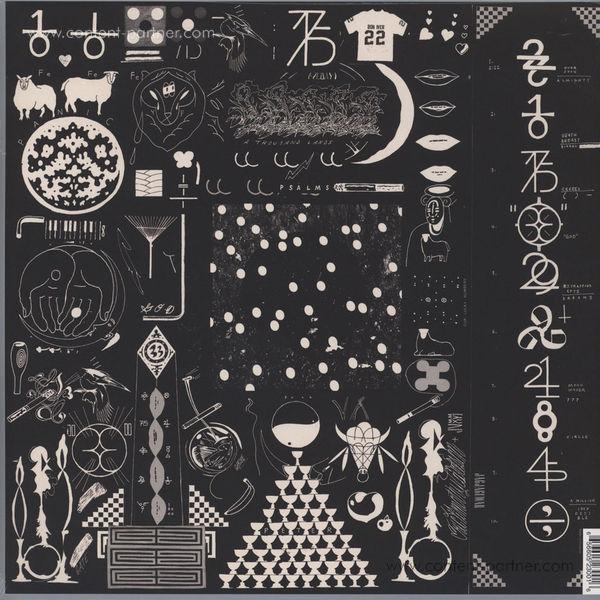 Bon Iver - 22, A Million (LP + MP3 + 12