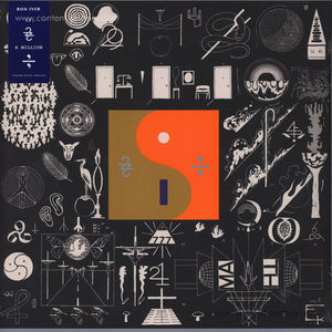 Bon Iver - 22, A Million (LP + MP3)