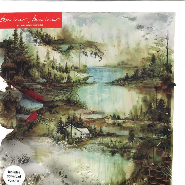 Bon Iver - Bon Iver (180g Vinyl LP)
