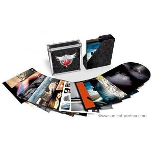 Bon Jovi - The Albums (Ltd. 25 LP Vinyl Boxset)