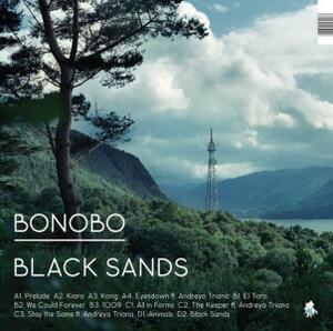 Bonobo - Black Sands (2LP)