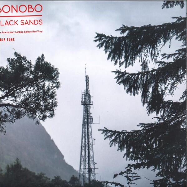 Bonobo - Black Sands (Ltd. 10th Anniv. Red Vinyl 2LP)